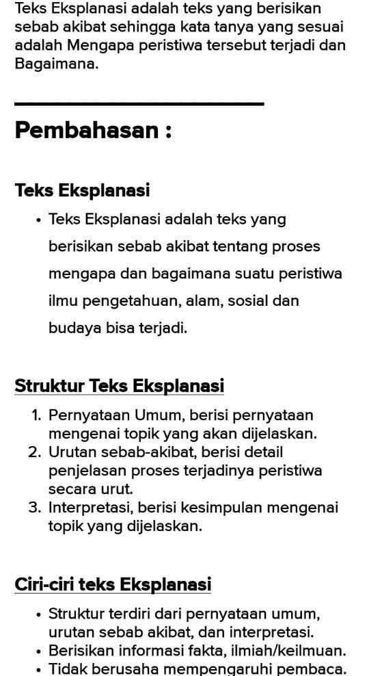 Teks Eksplanasi Ditulis Untuk Menjawab Pertanyaan : eksplanasi, ditulis, untuk, menjawab, pertanyaan, Eksplanasi, Ditulis, Untuk, Menjawab, Pertanyaana, .berapa, Bagaimanb, .bagaimana, Mengapac., Brainly.co.id
