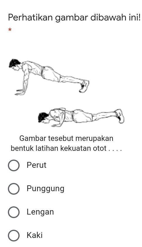 Mengenal Latihan Isometrik dan Contohnya untuk Kekuatan Otot