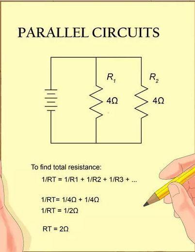 Menghitung Kuat Arus Pada Rangkaian Paralel : menghitung, rangkaian, paralel, Menghitung, Rangkaian, Listrik, Bercabang, Brainly.co.id