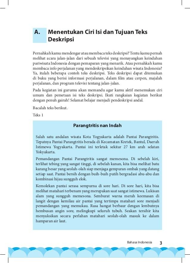 Tujuan Teks Deskripsi Parangtritis Nan Indah Yaitu : tujuan, deskripsi, parangtritis, indah, yaitu, PARANGTRITIS, INDAH, Mohon, Bantuannya,, Carilah, Khusus, Brainly.co.id