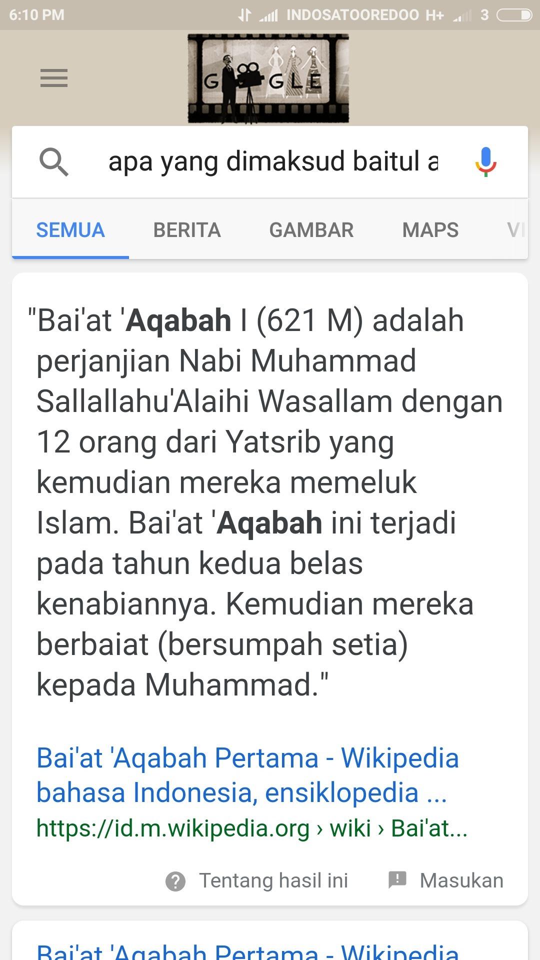 Baiatul Aqabah : baiatul, aqabah, Jelaskan, Dimaksud, Dengan, Aqabah, Brainly.co.id