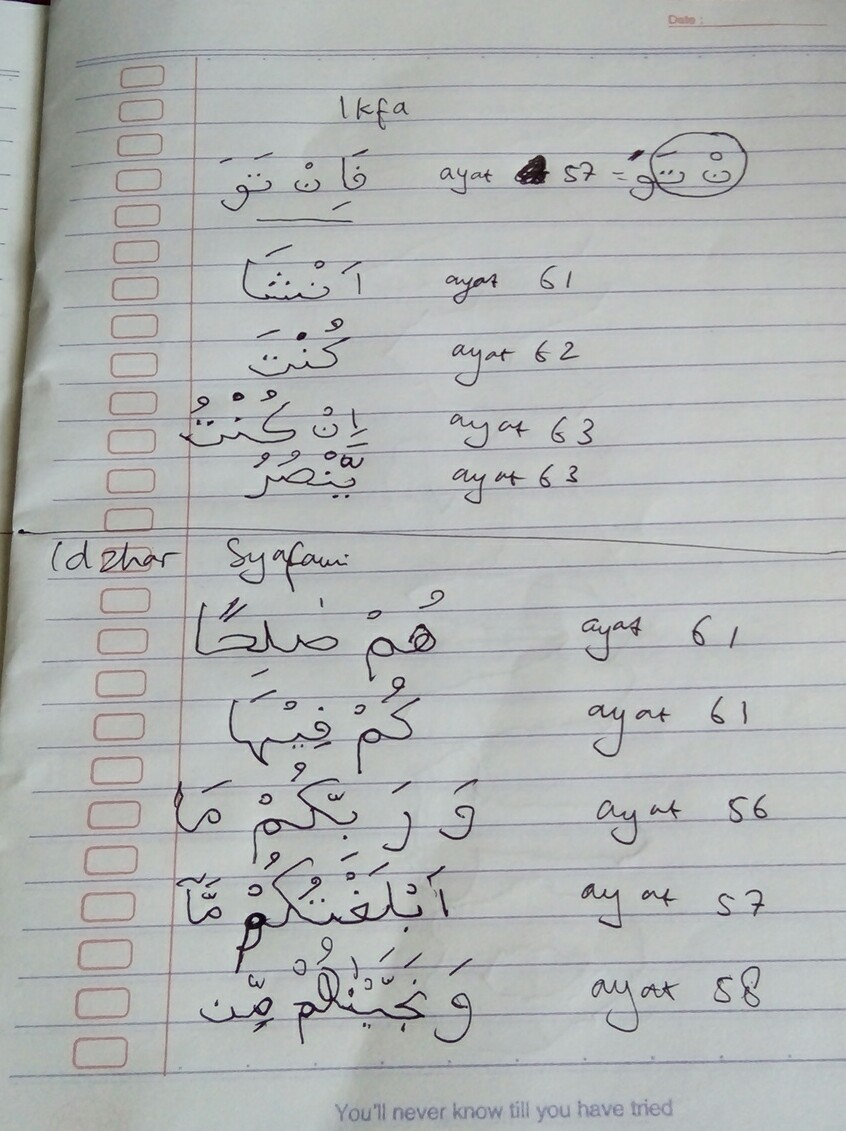 Contoh Huruf Izhar Beserta Suratnya : contoh, huruf, izhar, beserta, suratnya, Sebutkan, Contoh, Izhar, Syafawi, 5ikfa5, Dalam, Surat, Brainly.co.id