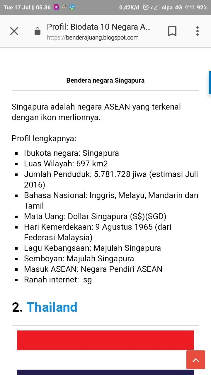Bentang Alam Singapura : bentang, singapura, Sebutkan, Negara, Asean, 1.identitas, Neraga, 2.keadaan, Alam,letak, Greografis, Astronomis, 3.iklim, Brainly.co.id