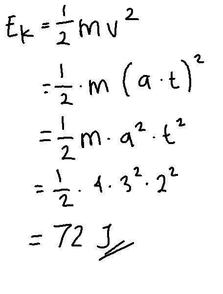 Sebuah Benda Bermassa 4 Kg : sebuah, benda, bermassa, Sebuah, Benda, Bermassa, Diam,, Kemudian, Bergerak, Lurus, Dengan, Percepatan, M.s-²., Usaha, Brainly.co.id
