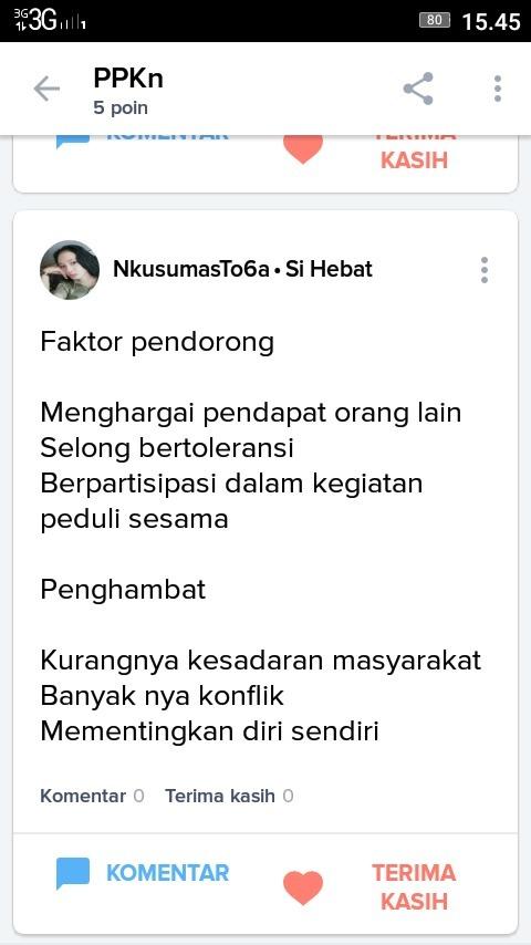 Faktor Dibawah Ini Yang Merupakan Faktor Pendukung Tercapainya Integrasi Nasional Adalah : faktor, dibawah, merupakan, pendukung, tercapainya, integrasi, nasional, adalah, Sebutkan, Faktor, Pendorong, Integrasi, Nasional, Bangsa, Indonesia