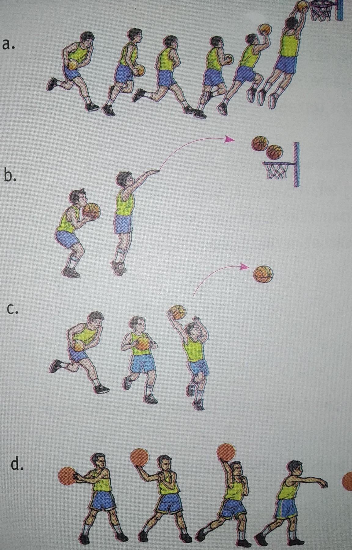 Latihan Menembak Sambil Melayang Dalam Permainan Bola Basket Disebut : latihan, menembak, sambil, melayang, dalam, permainan, basket, disebut, Dalam, Basket, Teknik, Menembak, Sambil, Melayang, Dinamakan