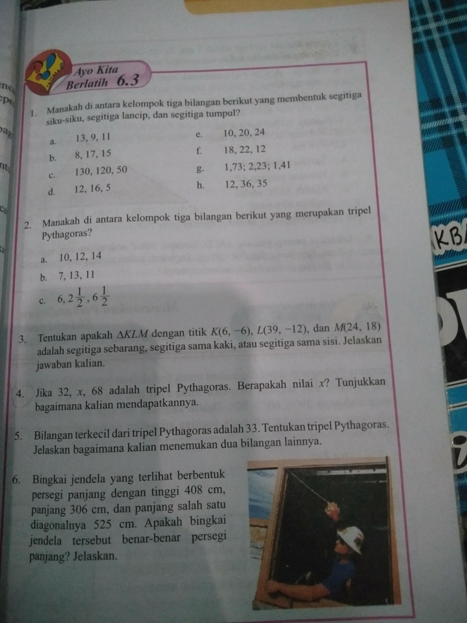 Jawaban Ipa Kelas 8 Semester 2 Halaman 41 Rismax