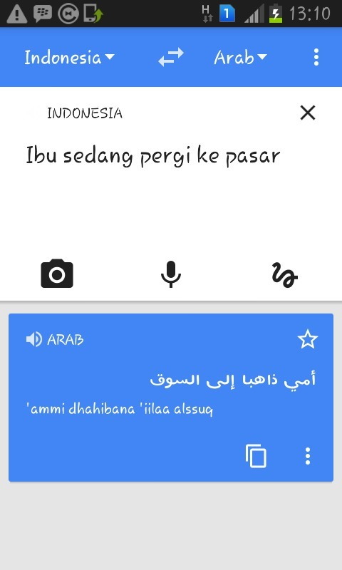 Bahasa Arab Ibu : bahasa, Bahasa, Arabnya, Sedang, Pergi, Pasar, Brainly.co.id