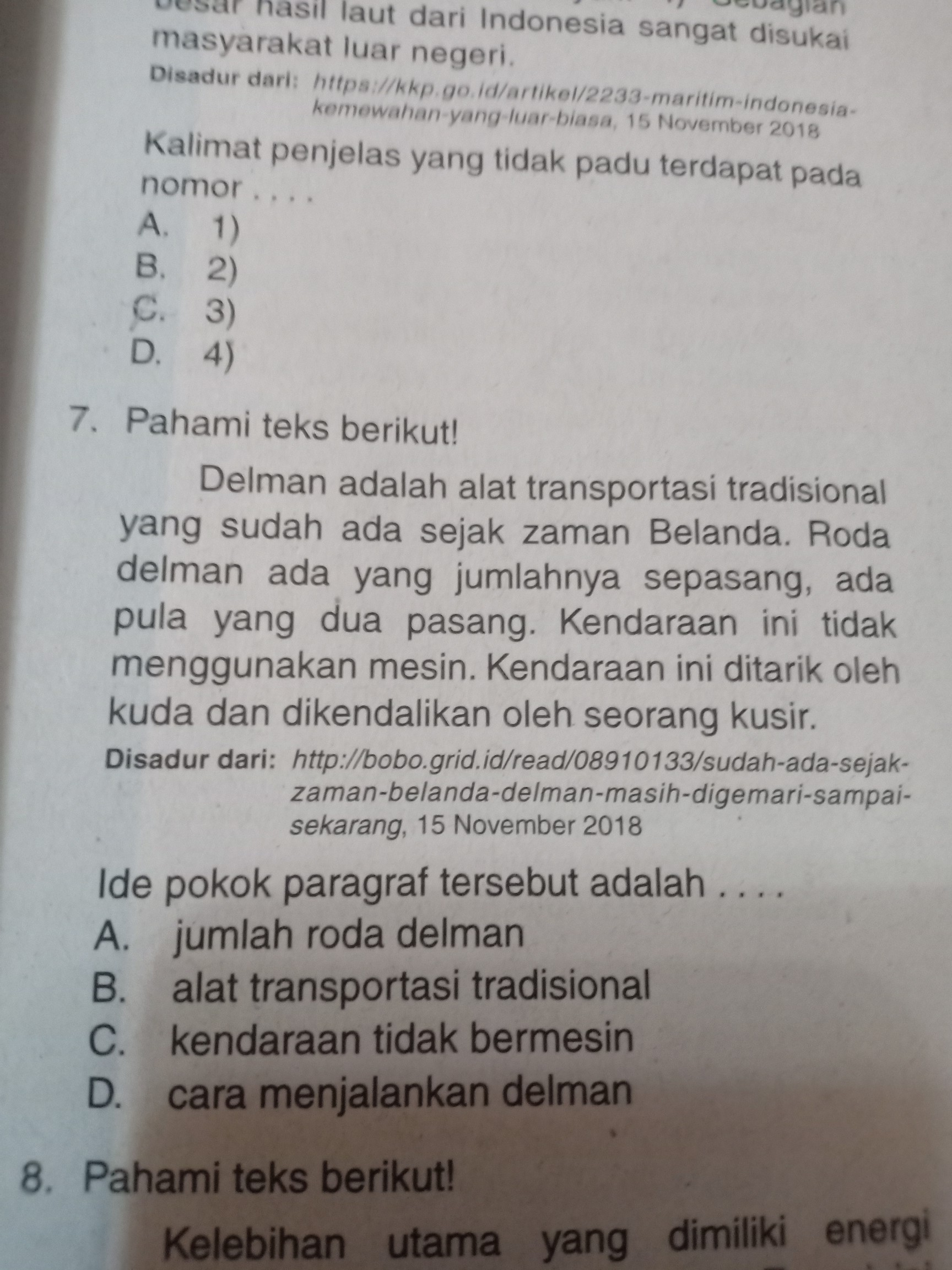 Ide Pokok Paragraf Tersebut : pokok, paragraf, tersebut, Pokok, Paragraf, Tersebut, Adalah, Brainly.co.id