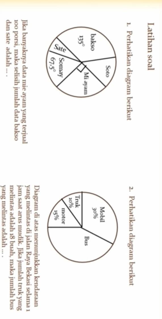Tarif Yang Menggunakan Persentase Yang Jumlahnya Tetap Adalah : tarif, menggunakan, persentase, jumlahnya, tetap, adalah, Banyak, Terjual, Porsi,maka, Selisih, Jumlah, Bakso, Adalah, Brainly.co.id