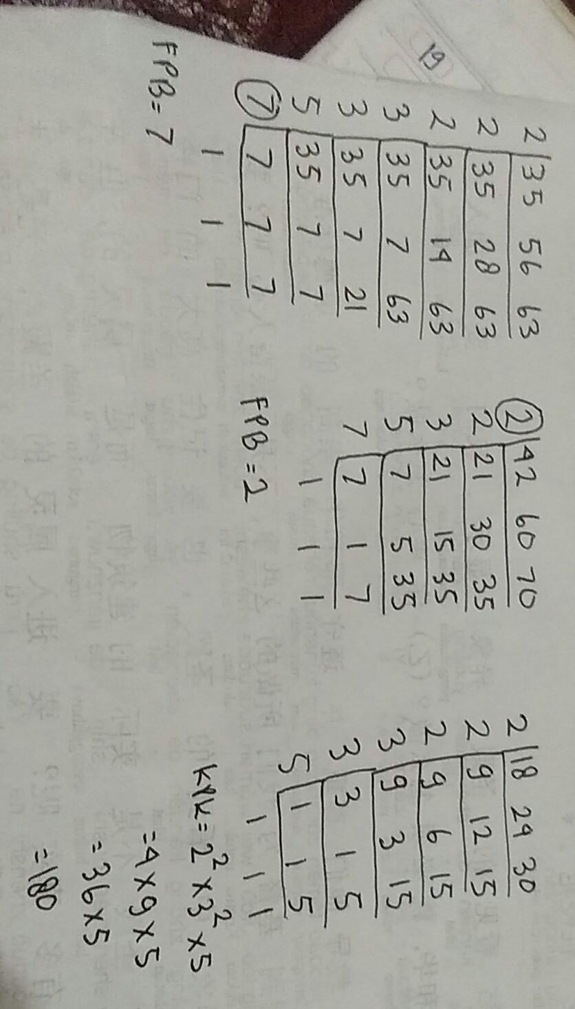 Cara Mencari Faktor Persekutuan Terbesar : mencari, faktor, persekutuan, terbesar, Pakai, Cara!!1.faktor, Persekutuan, Terbesar, 35,56,dan, Adah2.fpb, 42,60,, &70, Adalah3., Brainly.co.id