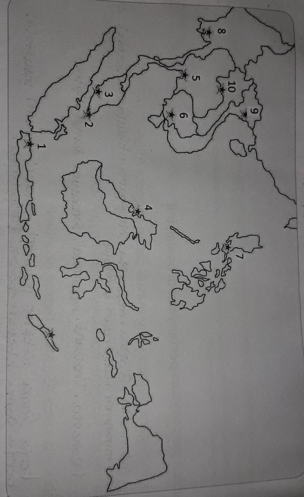 Peta Buta Asean : asean, C.tulislah, Nama-nama, Negara, ASEAN, Berdasarkan, Berikut..., Brainly.co.id