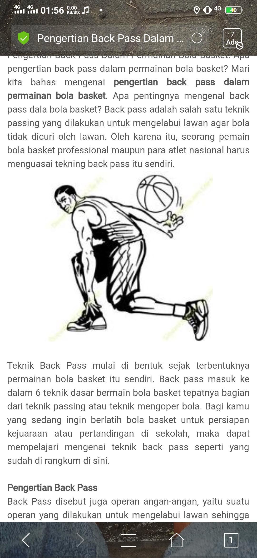 Apa Pengertian Passing : pengertian, passing, Jelaskan, Pengertian, Passing, Dalam, Permainan, Basket, Berbagai