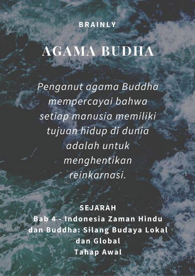 Lahirnya Agama Buddha : lahirnya, agama, buddha, Jelaskan, Proses, Lahirnya, Agama, Budha, Brainly.co.id