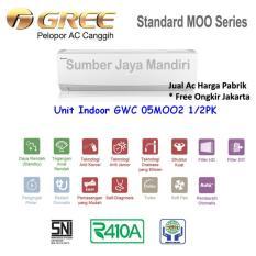 AC GREE Split GWC 05 MOO 2 - 1/2PK Putih Khusus Jakarta