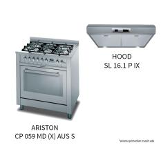 Ariston Free Standing Cooker CP059MD(X) AUS