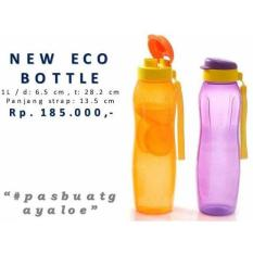 BEST PROMO ECO BOTTLE NEW 1 LT TUPPERWARE BOTOL ECO BARU 1 LT (1)