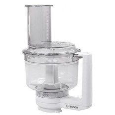Bosch Universal Plus Food Processor Attachment for Universal Plus Mixer - intl