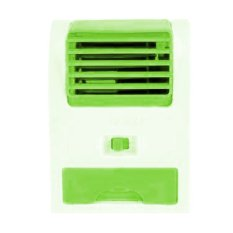 Emyli Mini Fan Air Conditioner AC Duduk Portable - Hijau