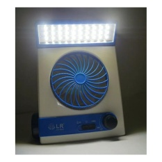 Kipas Angin Lampu Emergency Solar