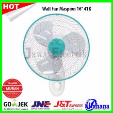 Maspion Wall Fan Kipas Dinding 16inch 41K