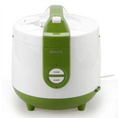 PHILIPS Rice Cooker 2 Liter HD3119 - Hijau