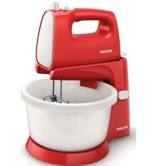 Philips Stand Mixer HR1559 - Merah
