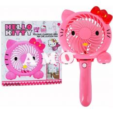 PROMO KIPAS ANGIN HELLO KITTY USB - MINI FAN ORIGINAL
