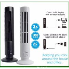 PROMO!!! Kipas Angin Tower Fan USB