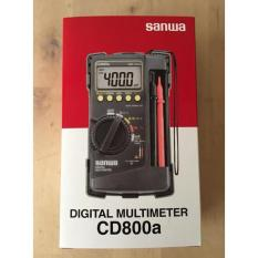 SALE - ORIGINAL - Digital Multimeter Sanwa Cd800a