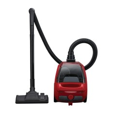 Sharp EC-NS18-RD (Vacuum Cleaner Bagless) Vacuum Cleaner - Red