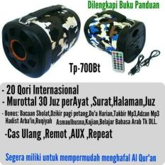 Speaker Audio Al Quran Hafalan Advance Tp 700 Bt Murottal 30 Alquran - 9Dcca3