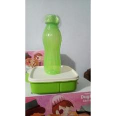 Tupperware Lolly Tup + Eco Bottle 310 Ml (2Pcs) Promo