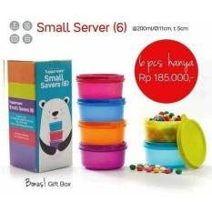 Tupperware Small Server (6Pcs) - Promo Murah 50% - 335396