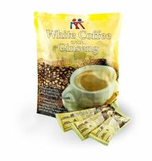 White Coffee With Ginseng KK - Kopi Ginseng - 12 Sachet/Pack
