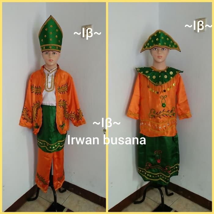 TERLARIS Baju adat banjarmasin all size