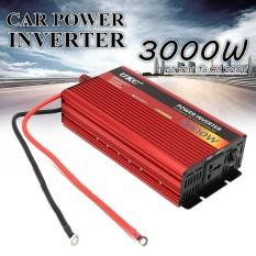 3000 W DC 12 V Ke AC 220 V Portabel Mobil Modified Sine Wave Pengalih Daya Converter-Intl