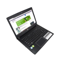 Acer Aspire E5 475G-341S with NVIDIA Geforce 940MX 2GB  Ram 4GB Layar 14,0