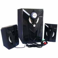 Advance Speaker Bluetooth dilengkapi Subwoofer System M10BT
