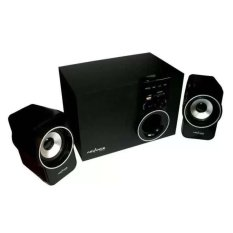 Advance Speaker M180 Bluetooth Satelit and Subwoofer Speaker - Hitam