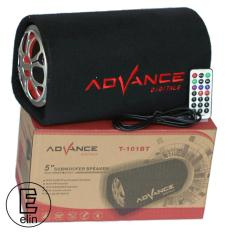 ADVANCE T101BT Speaker Portable BLUETOOTH 5 inch