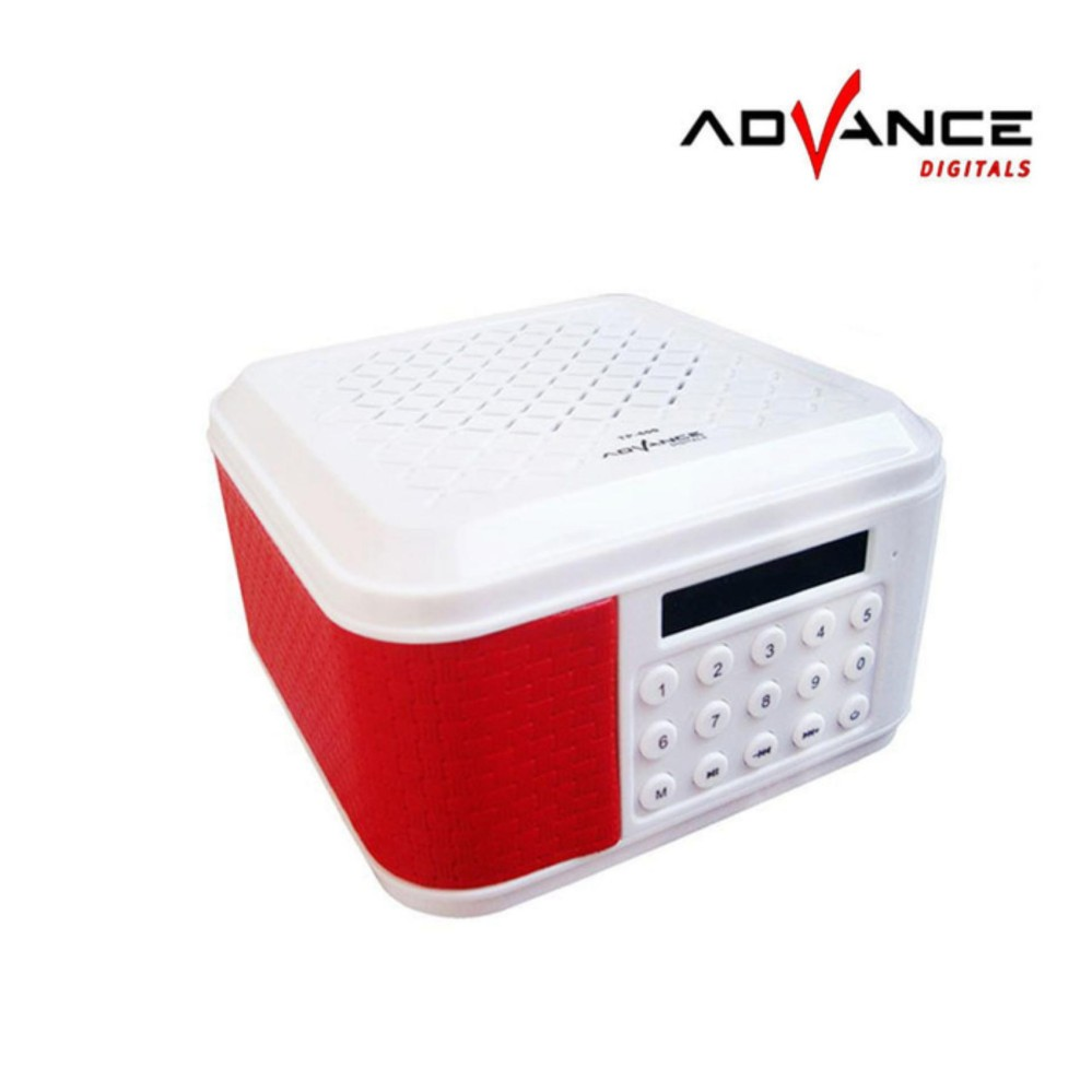 Advance TP-600 Speaker Portable