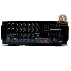 ATL Karaoke Amplifier Stereo LD-1000B Mixing Amplifier