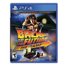 Back to the Future: The Game - 30th Anniversary Edition - PlayStation 4 - intl