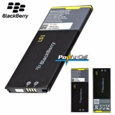 Blackberry Battery LS-1 for Z10 Batre Baterai Original - Hitam