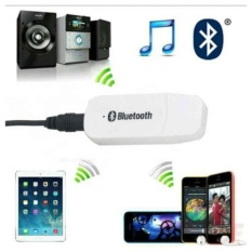 Bluetooth Audio Receiver Adapter Music For Speaker 3.5mm Stereo