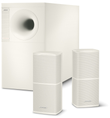 Bose Acoustimass 5 Series V Stereo Speaker System - White