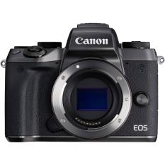Canon Kamera Mirrorless EOS M5 Body Only + Free LCD Screen Guard