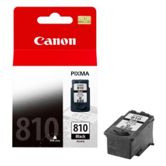 Canon Pixma Cartridge PG-810- Black