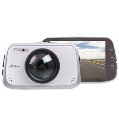 Coby DCR5000 Car Dash Cam dengan Radar, DVR dan GPS Logger-Intl